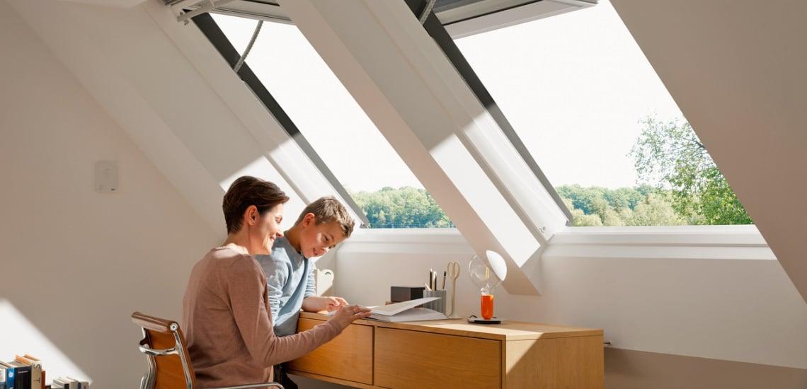tanulás a tető alatt