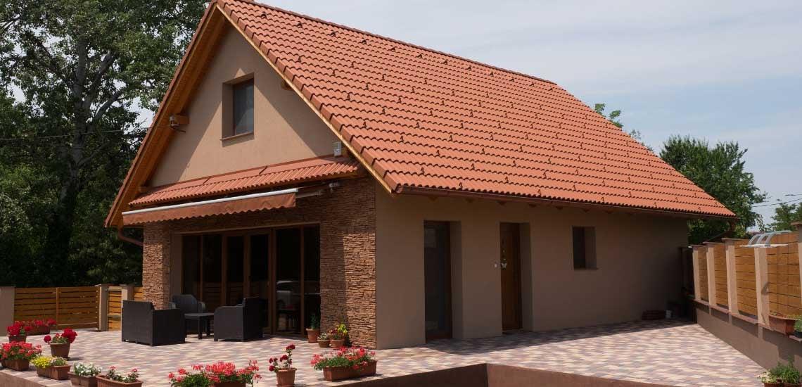 Időtálló, megbízható beton tetőcserép elérhető áron